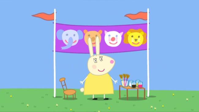 Peppa Pig - Miss Rabbit